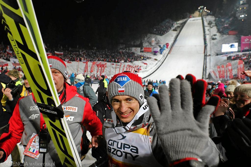 ?Puchar Swiata w skokach narciarskich w Zakopanem - indywidualny
