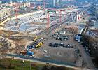 5,5 tys. miejsc pracy w NCŁ. Początek budowy miasta
