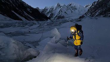 Magdalena Gorzkowska pod K2