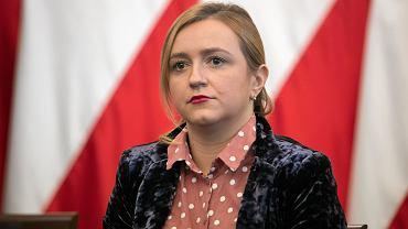 Olga Semeniuk, wiceministerka rozwoju z PiS