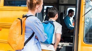 Wycieczka szkolna (zdjęcie ilustracyjne)