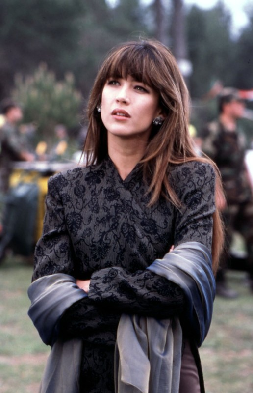 THE WORLD IS NOT ENOUGH  [US / BR 1999]   SOPHIE MARCEAU as Elektra King     Date: 1999