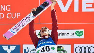 Piotr Żyła zwycięzcą w Bad Mitterndorf, 15.02.2020