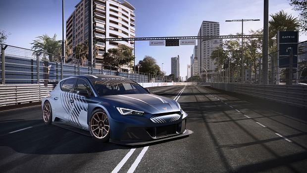 Cupra Leon e-Racer 2020