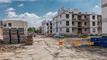 Przy ul. Wrocławskiej ma powstać ponad 300 mieszkań.