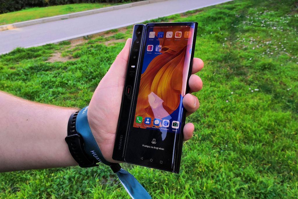 Huawei Mate Xs, czyli składany smartfon Huawei 2. generacji