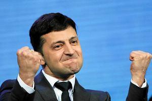 Wołodymyr Zełenski wygrał z Poroszenką. Teraz chce zmierzyć się z drogim gazem. Na drodze może stanąć MFW