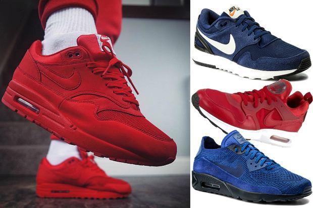 Przecenione sneakersy Air Max w najmodniejszych kolorach