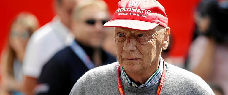 Niezłomny Niki Lauda. Legenda zrodzona w płomieniach