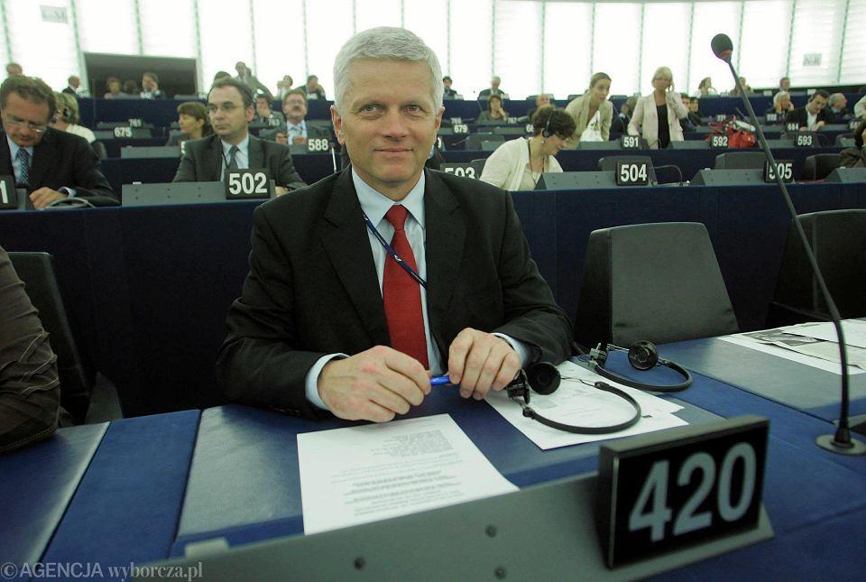 Wybory do europarlamentu 2019. Andrzej Grzyb (PSL) - kandydat Koalicji Europejskiej, nr 3 na liście w Wielkopolsce