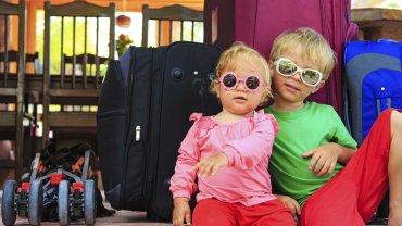 Na wyjazd z dziećmi przydałaby się torba bez dna.