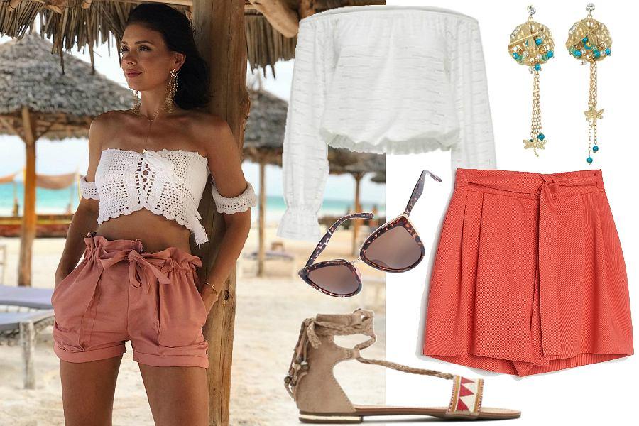 Jak się ubrać na plażę - szorty