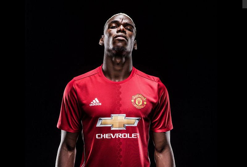 Paul Pogba wraca do Manchesteru United