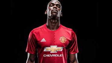 Paul Pogba wraca do Manchesteru United