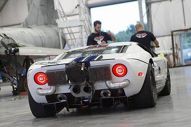 Performance Power Racing Ford GT