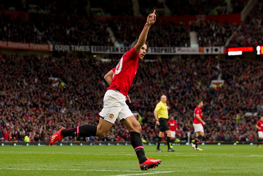 Manchester United - Stoke 3:2