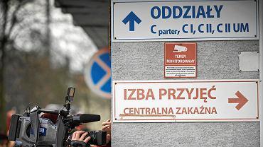 W szpitalu im. Biegańskiego w Łodzi leży zaledwie 20. pacjentów z koronawirusem. Ale lekarze już ostrzegają przed czwartą falą