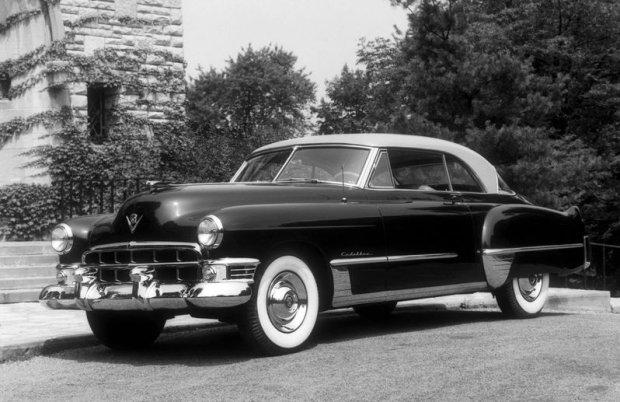 Cadillac DeVille z 1949