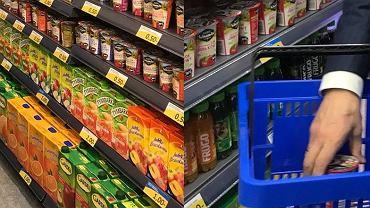 Morawiecki na zakupach w 'polskim sklepie'