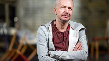Aktor Bogusław Linda