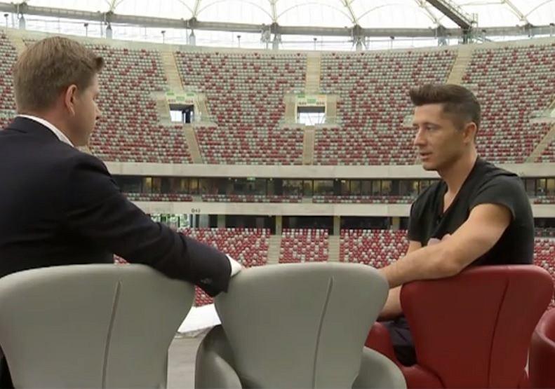 Robert Lewandowski w szczerym wywiadzie z Filipem Hajzerem opowiada o przegranym mundialu