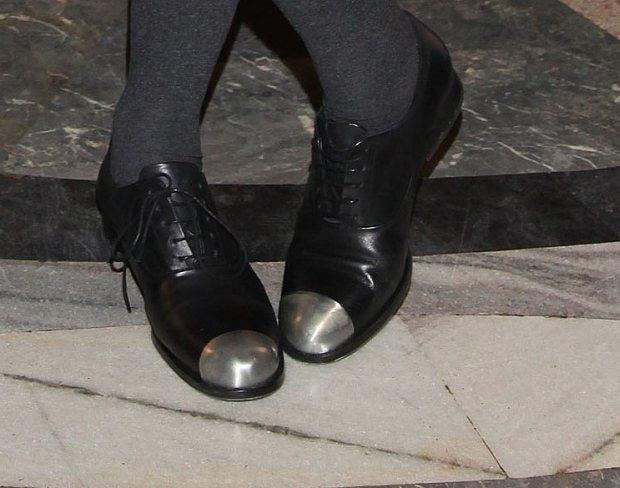 Małgorzata Ostrowska-Królikowska, buty