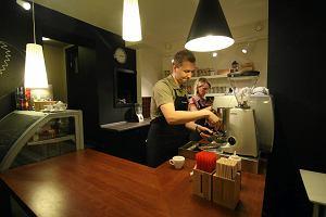 Kawiarniany biznes się kręci, ale etatów nie ma