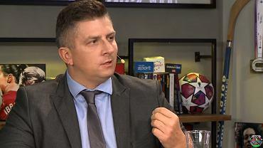 Mateusz Borek w programie 'Misja Futbol - Dogrywka'