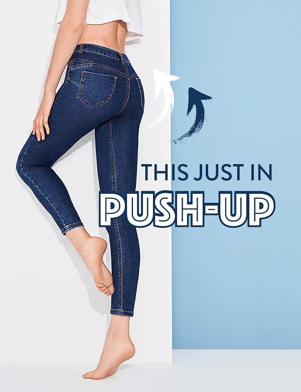 Tak działają spodnie push up