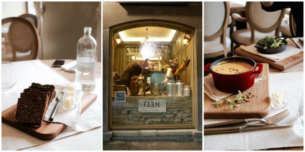 The Farm restoran, Tallin