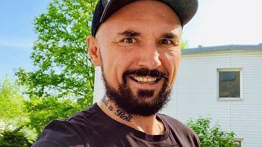 Patryk Vega pokazał swoje zdjęcie bez koszulki