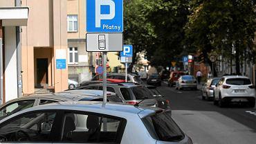 Lublin. Strefa płatnego parkowania