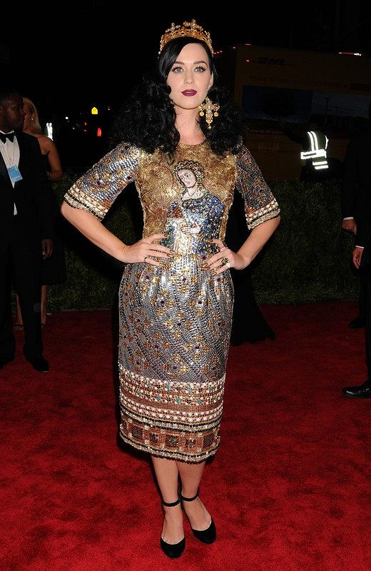 Pictured: Katy Perry Mandatory Credit ?? Gilbert Flores/Broadimage 2013 Costume Institute Benefit celebrating the opening of PUNK: Chaos to Couture  5/6/13, New York, New York, United States of America  Broadimage Newswire Los Angeles 1+  (310) 301-1027 New York      1+  (646) 827-9134 sales@broadimage.com http://www.broadimage.com