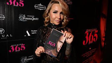 28.05.2019, promocja książki Blanki Lipińskiej 'Kolejne 365 dni' w Ritual Club w Warszawie.