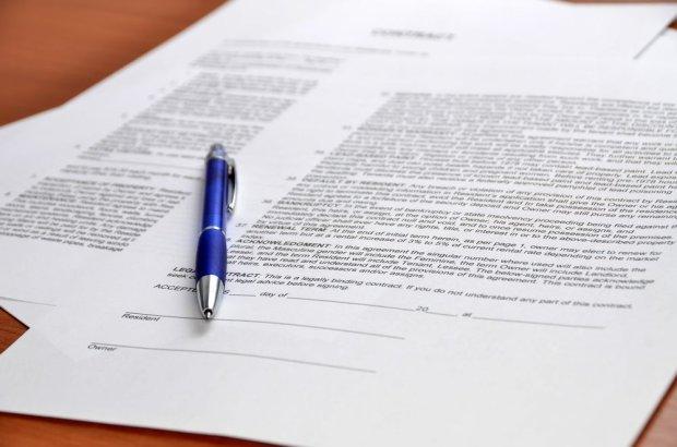Zawarcie umowy z wykonawcą