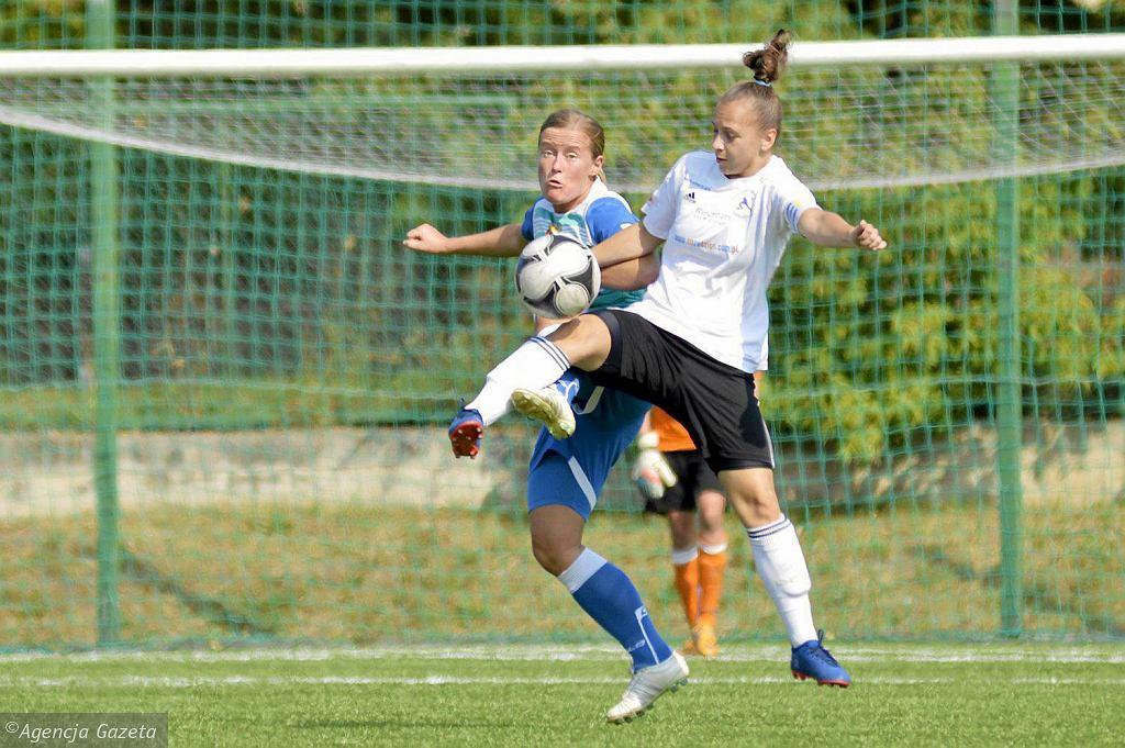I liga piłki nożnej kobiet. Czwórka Radom
