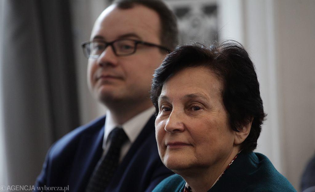 Zastępczyni RPO: W Polsce następuje brutalizacja działań policji