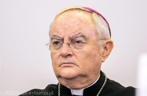 Henryk Hoser. Arcybiskup ad personam i biskup diecezjalny warszawsko-praski (2008-17)
