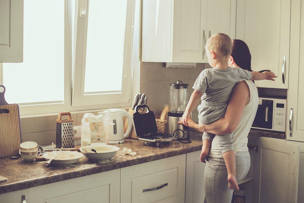 Wypalenie macierzyńskie