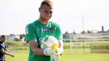 Adrian Henger z Pogoni Szczecin