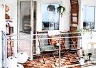 Balkon: miejsce odpoczynku