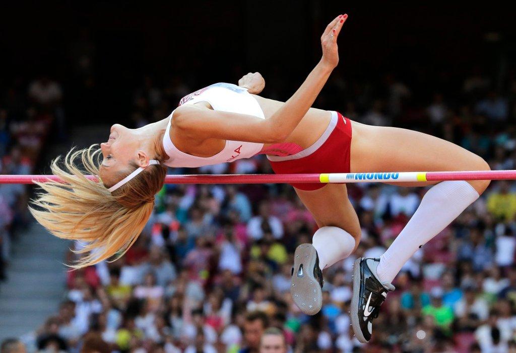 Kamila Lićwinko na lekkoatletycznych Mistrzostwach Świata w Pekinie