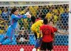 Brazylia - Meksyk. Ochoa zepsuł brazylijski karnawał