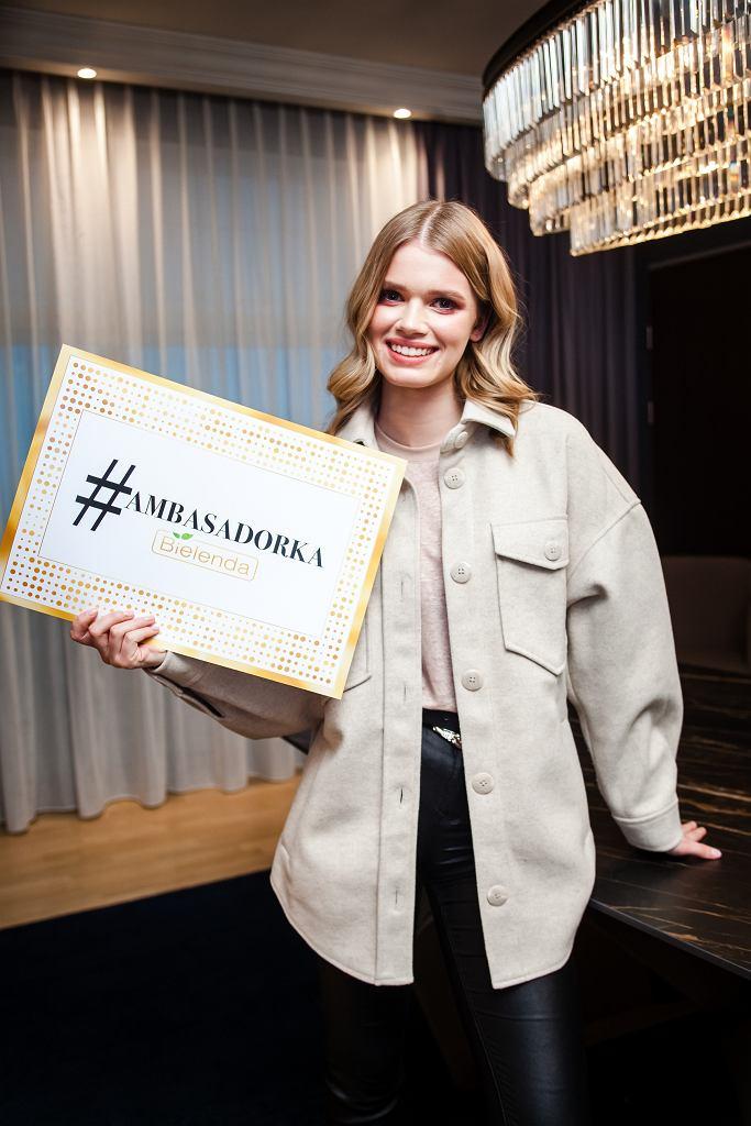 Zwyciężczyni konkursu #AmbasadorkaBielenda2021