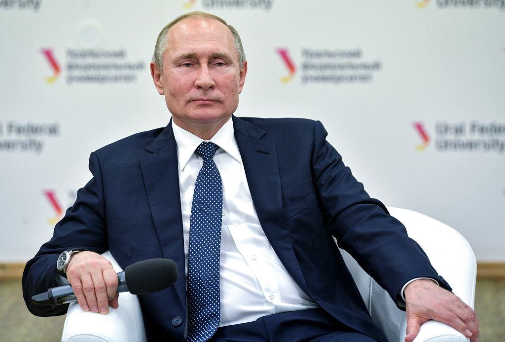 Russia Putin