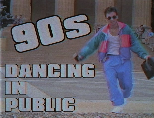 90s Dancing in Public
