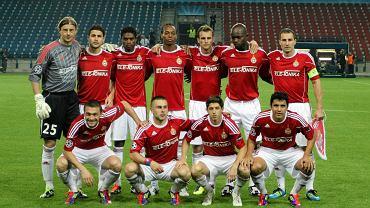 Wisła Kraków siedmiokrotne walczyła o Ligę Mistrzów