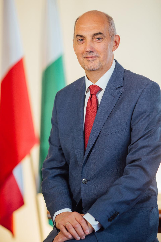 Paweł Silbert, prezydent Jaworzna