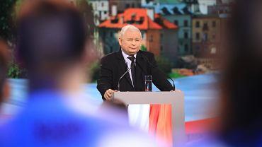 Forum Młodych PiS w Lublinie, gościem Jarosław Kaczyński