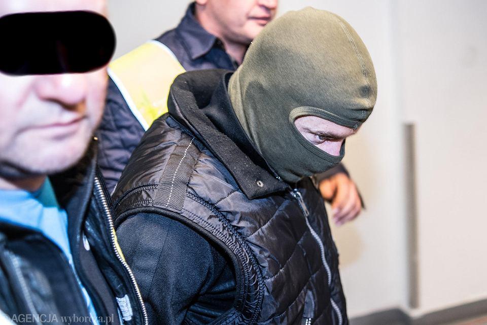 Norbert B. został wypuszczony z aresztu